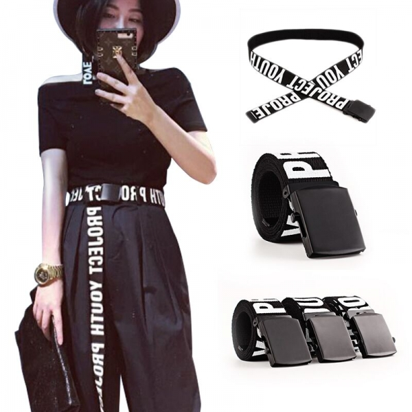 Project Gothic Belts